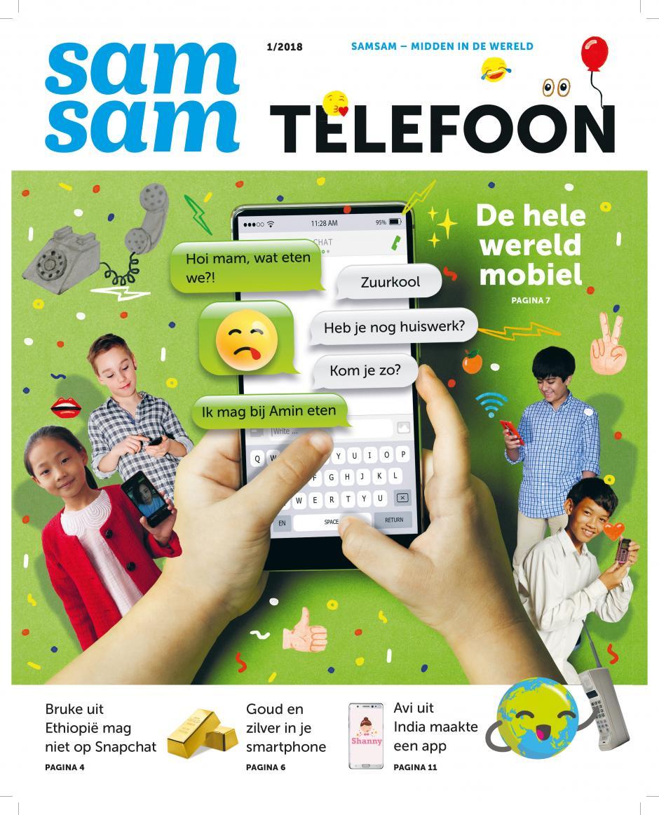 Cover Telefoon