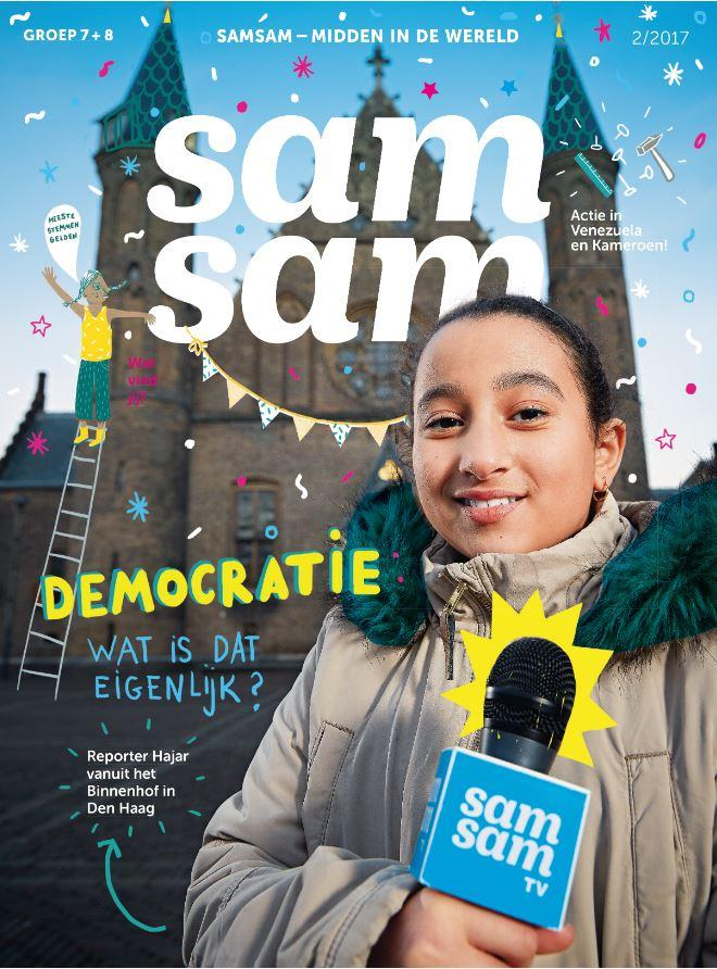 cover democratie
