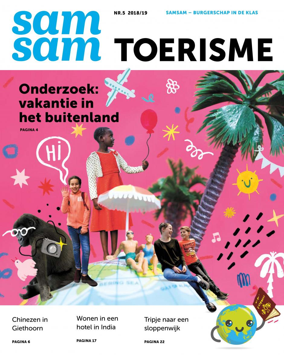 Cover Toerisme