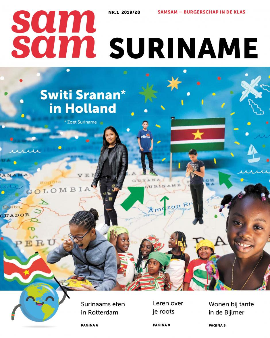 Cover Suriname