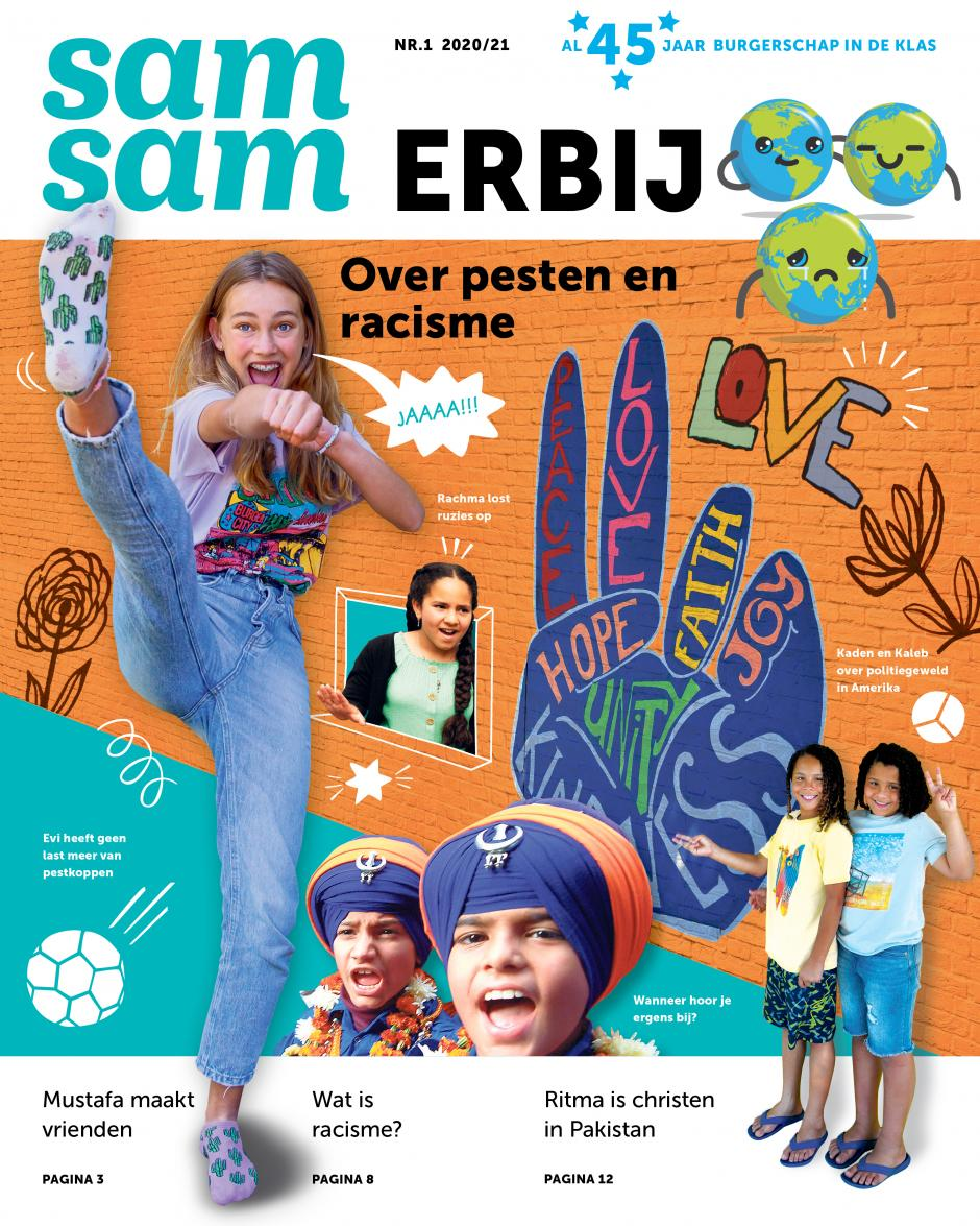 Cover Erbij