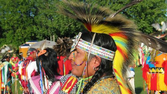 Sommige indianenstammen in Amerika en Canada geloven dat je ziel tijdens je slaap naar de wereld van de natuurkrachten reist.