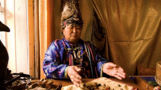 Sjamaan uit Siberië