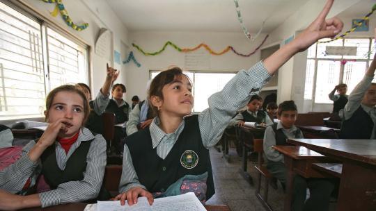 Het recht op onderwijs is een kinderrecht.