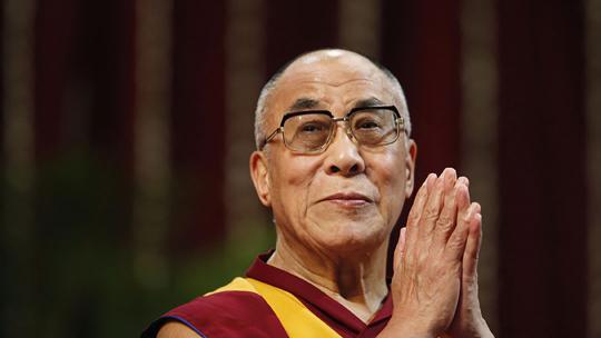 Tenzin Gyatso is de veertiende Dalai Lama.