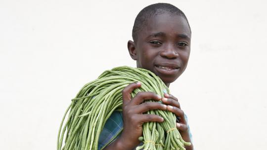 Wilton uit Suriname houdt van kousenband.