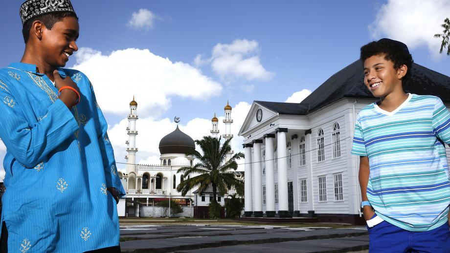 Gebedshuizen Suriname