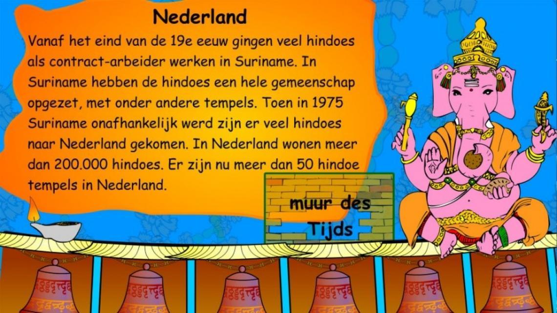 Hindoeïsme in Nederland