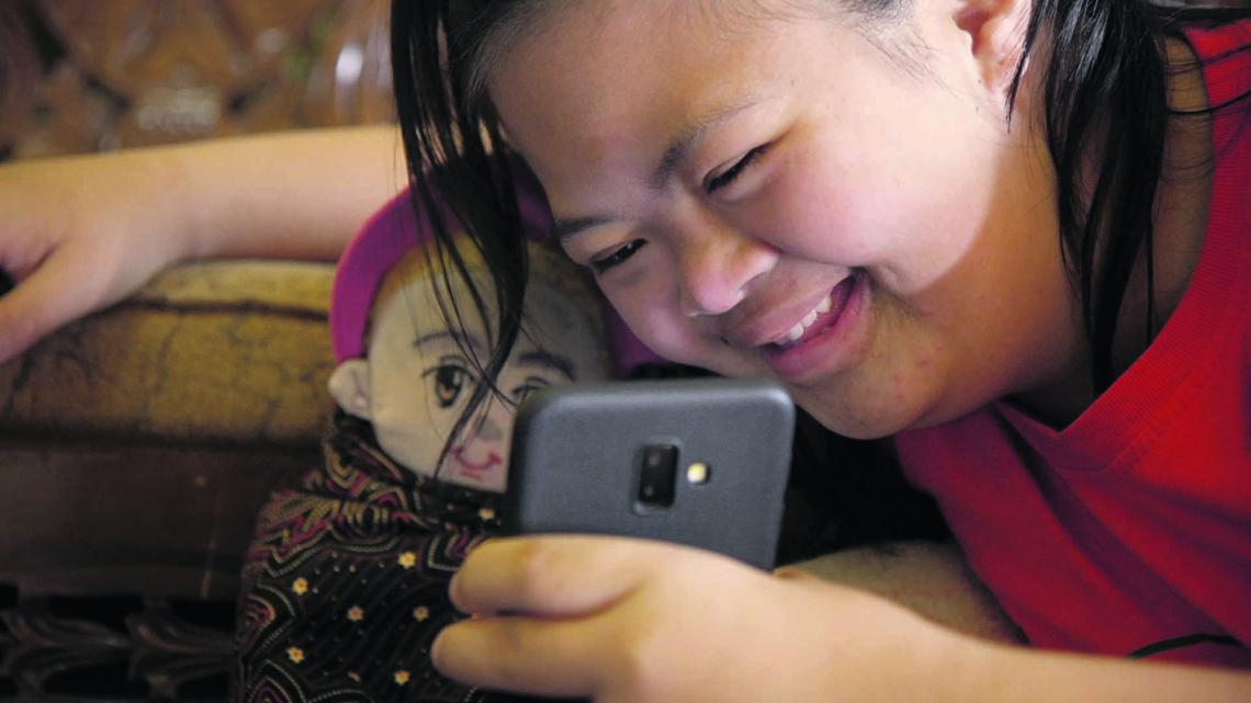 Over Mima uit Indonesië is een documentaire gemaakt.