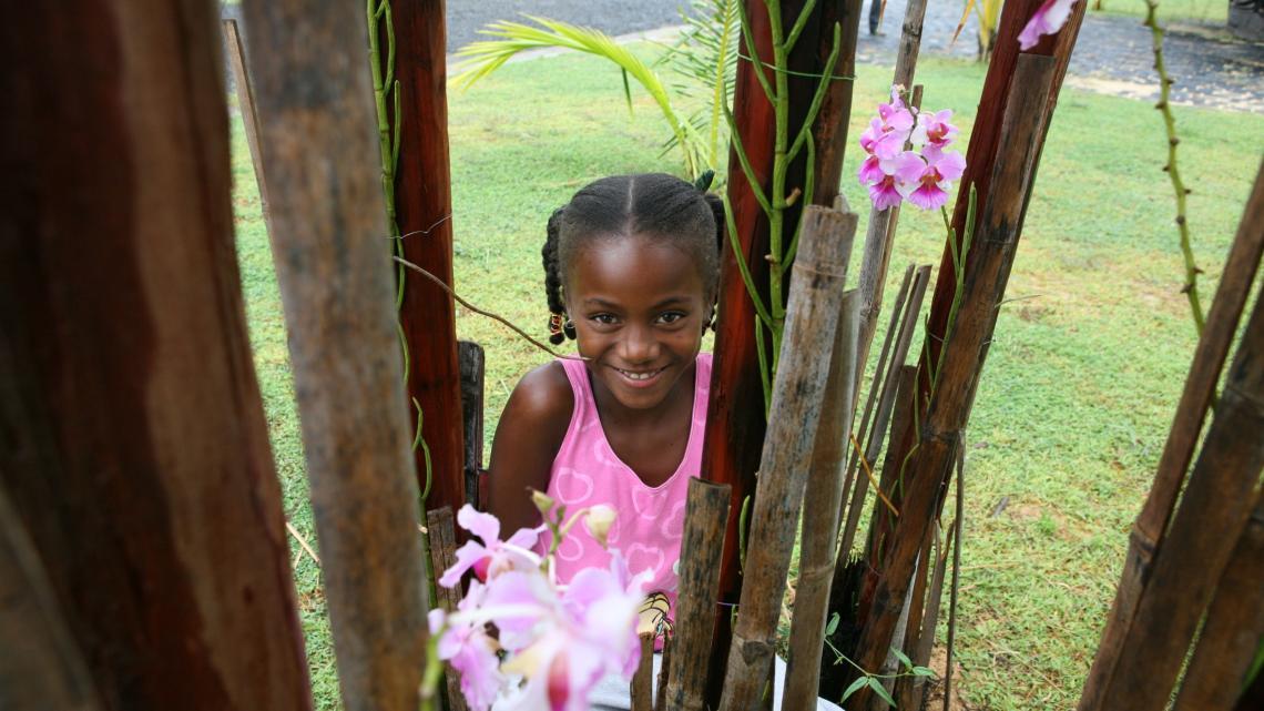 """Vanosca: """"Ik ben gek op orchideeën""""."""