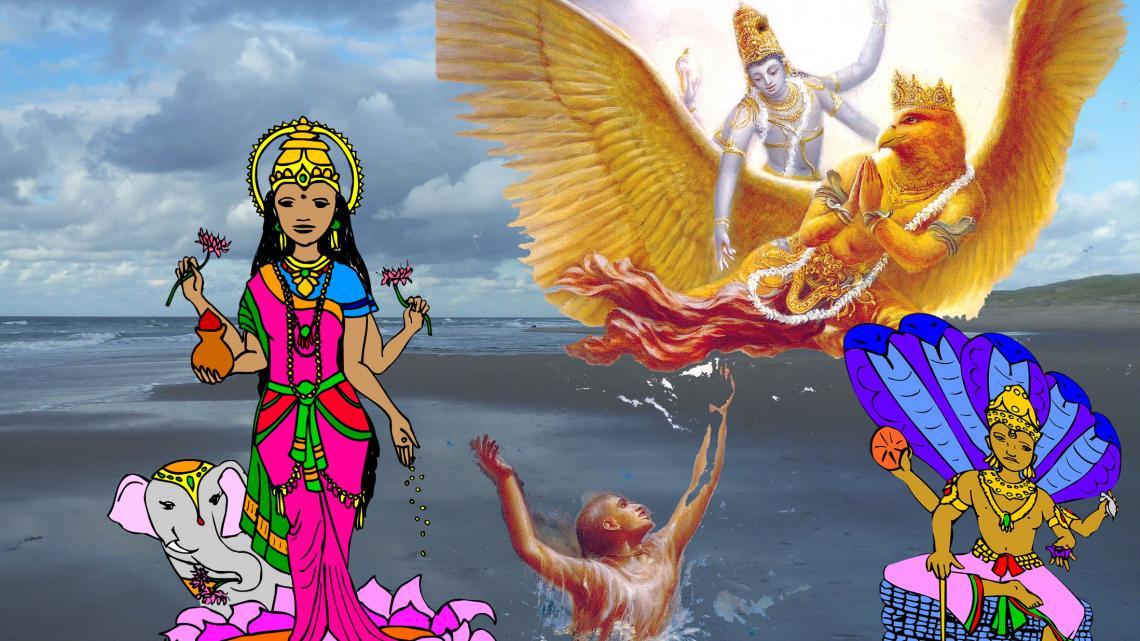Vishnu_Laksmi_Garuda