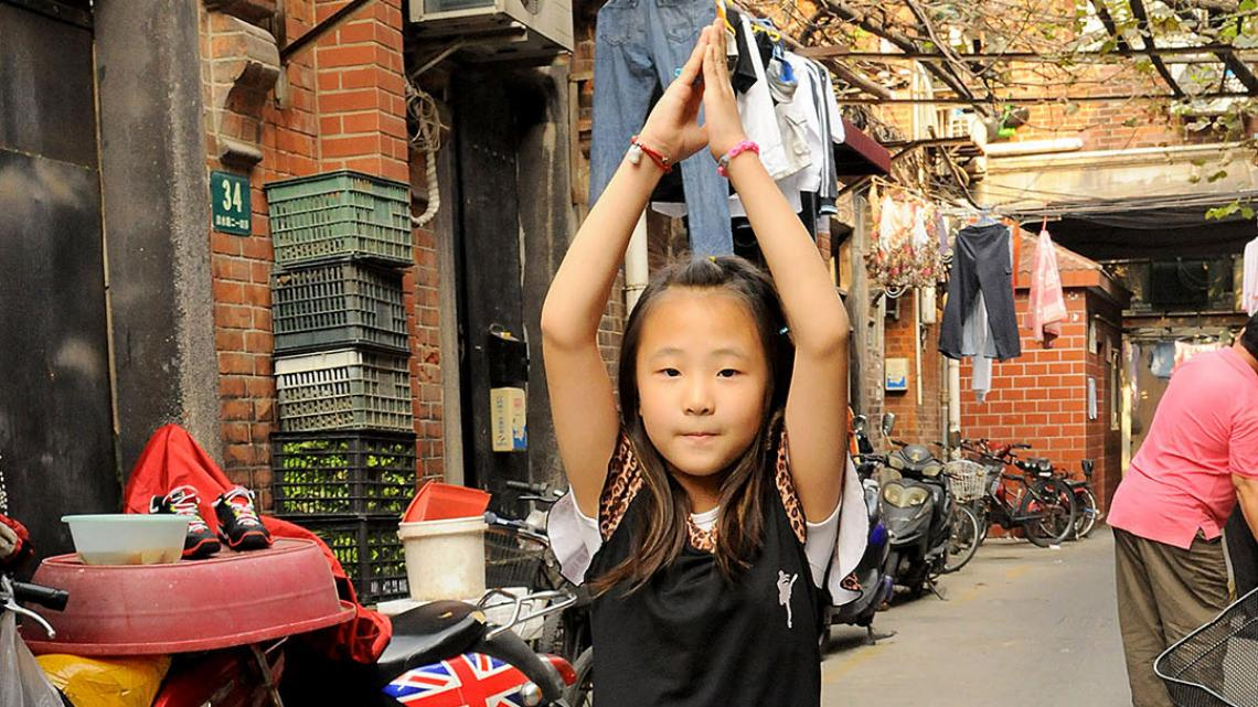 Lena-Li (9) uit China