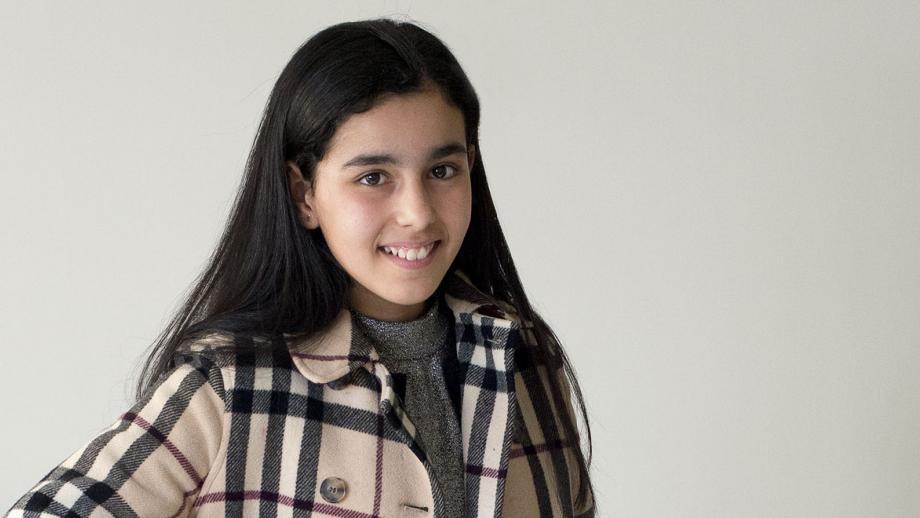 Portret Sara