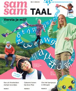 Cover taal