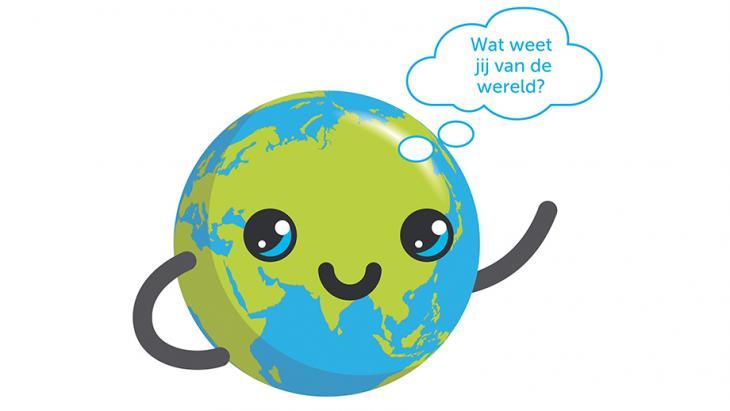 Globy vraagt: Wat weet jij van de wereld?