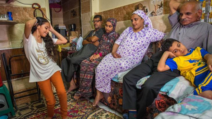"""Zenab uit Cairo: """"Als ik dans, vergeet ik alles om me heen."""""""