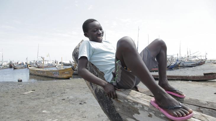 Samsam foto Ghana