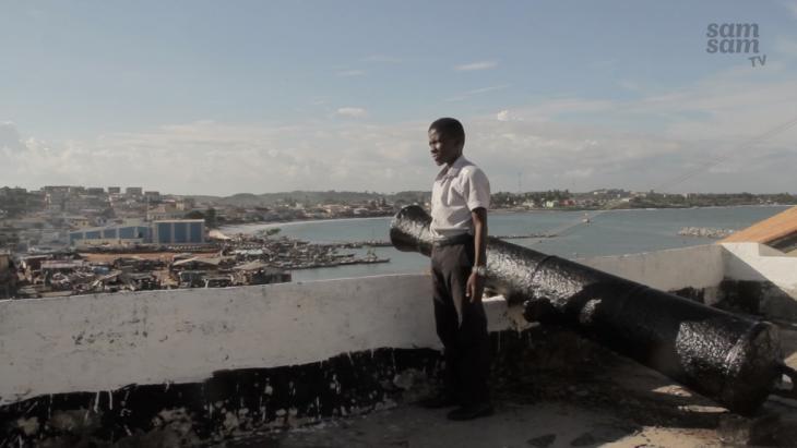 Slavernij - Elmina