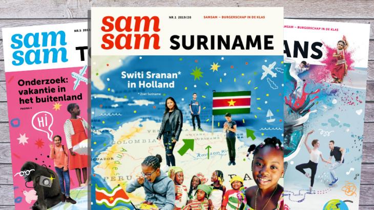 Waaier Samsam