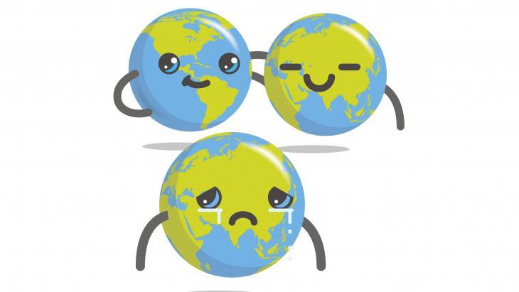 Globy samen en uitsluiting