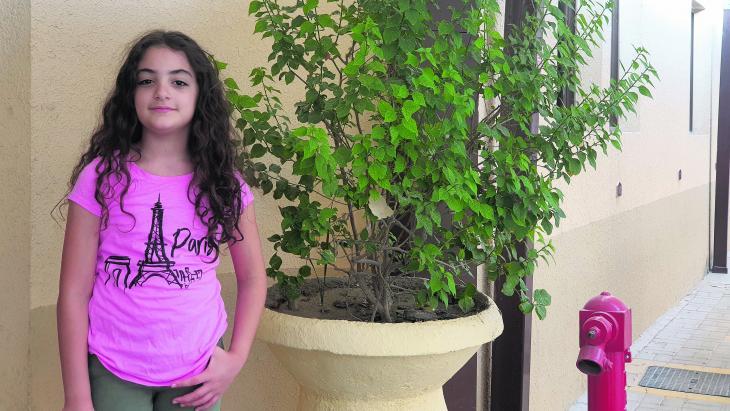 De vader van Fayrouz uit Egypte zat gevangen omdat hij zijn werk als journalist deed.