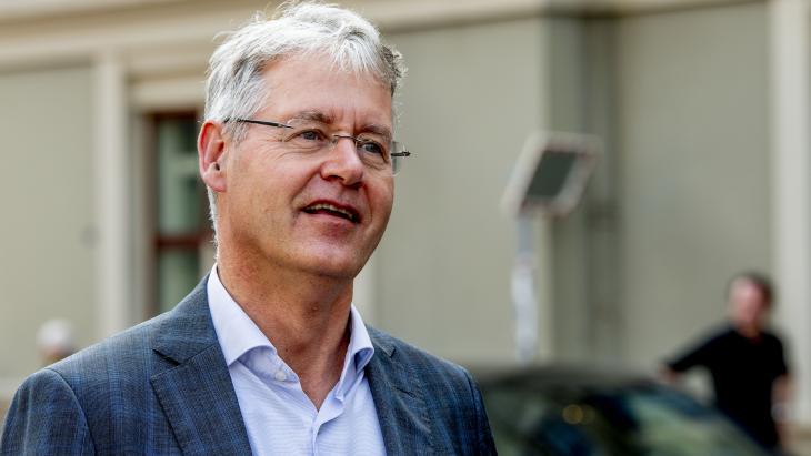 Minister Arie Slob diende een wetsvoorstel verduidelijking van de burgerschapsopdracht in.