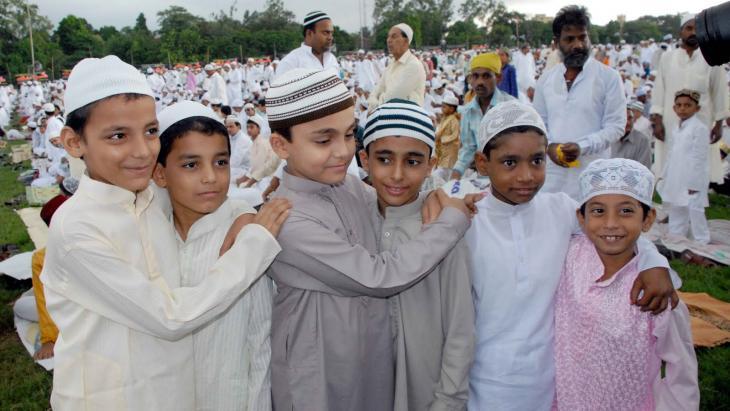 Wereldwijd doen moslims mee aan de vastenmaand ramadan.