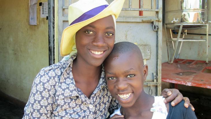 Uganda meisjesrechten