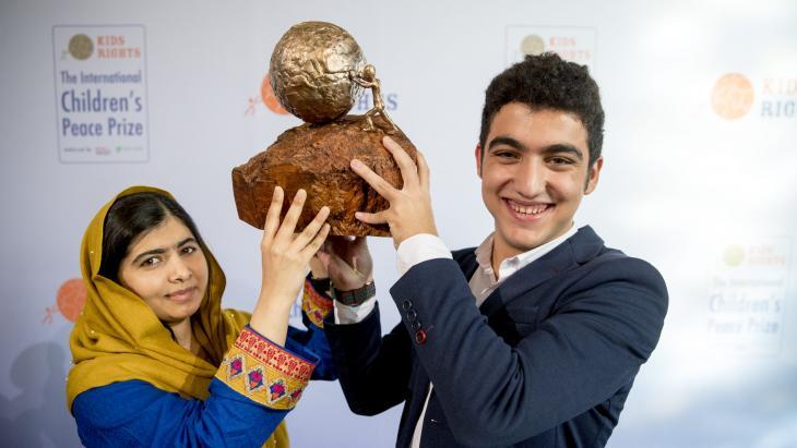 Malala en Mohamad